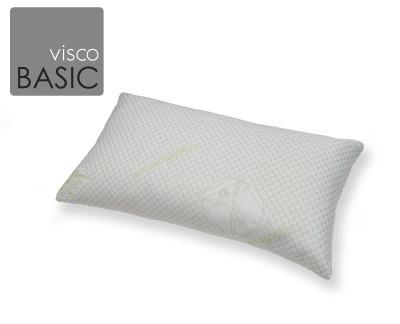 Pack 2 Almohadas Visco Viscobasic Basic 70 cm